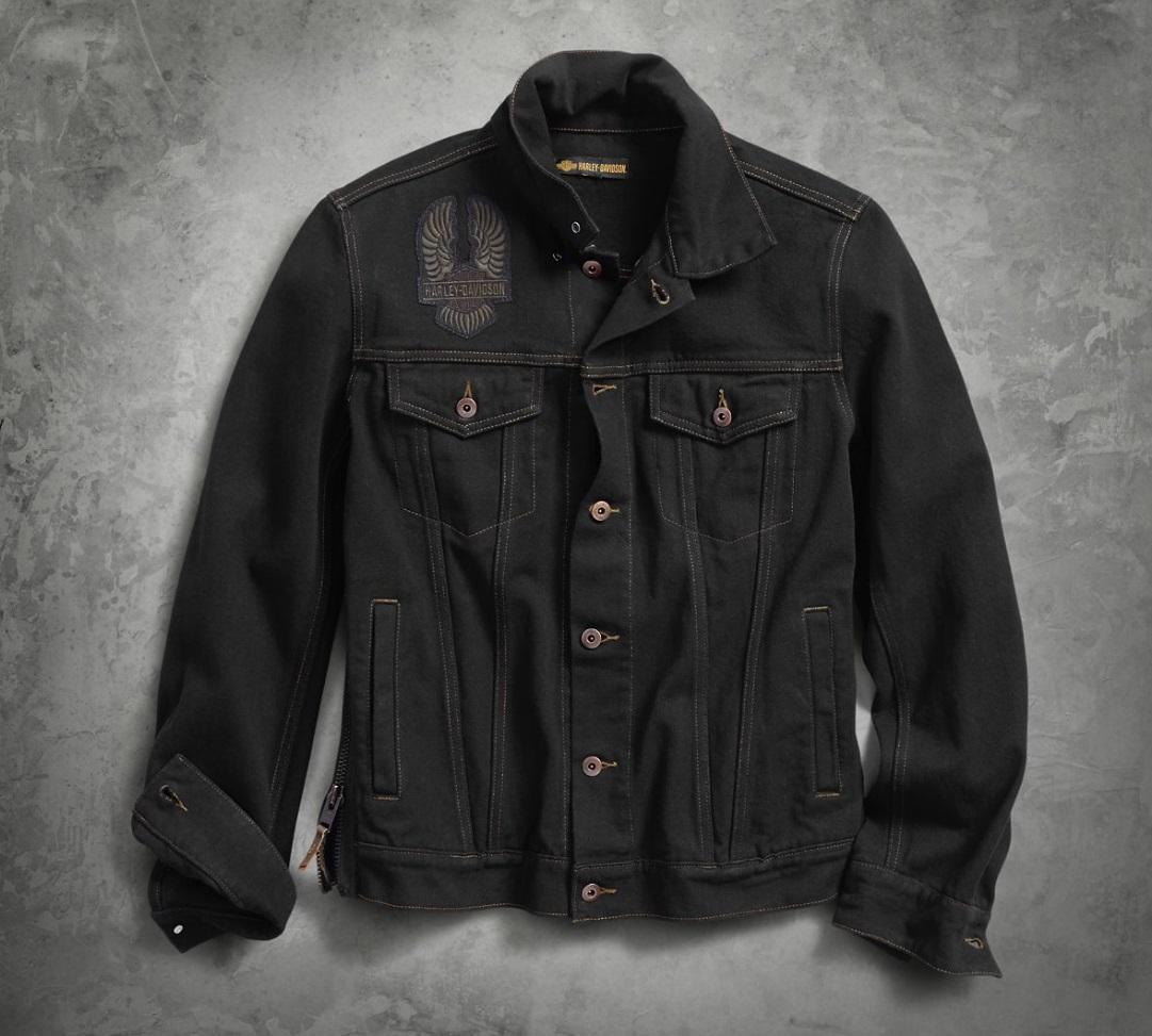 """Pánská denimová bunda """"1903 Collection"""" Harley-Davidson 98592-18VM ... b36e14d09e"""