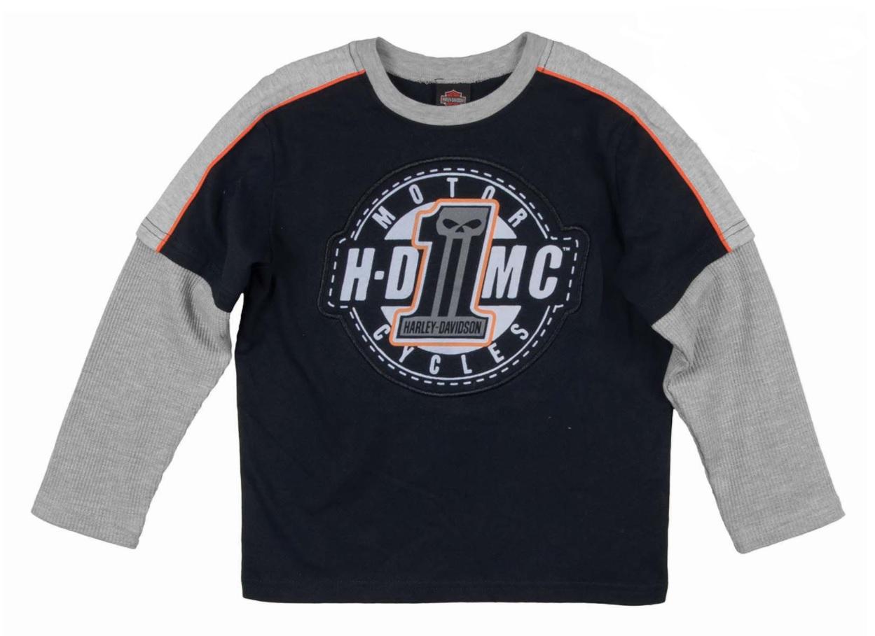 Dětské tričko Harley Davidson 1081720 • Harley-Davidson ® Brno 429600c681